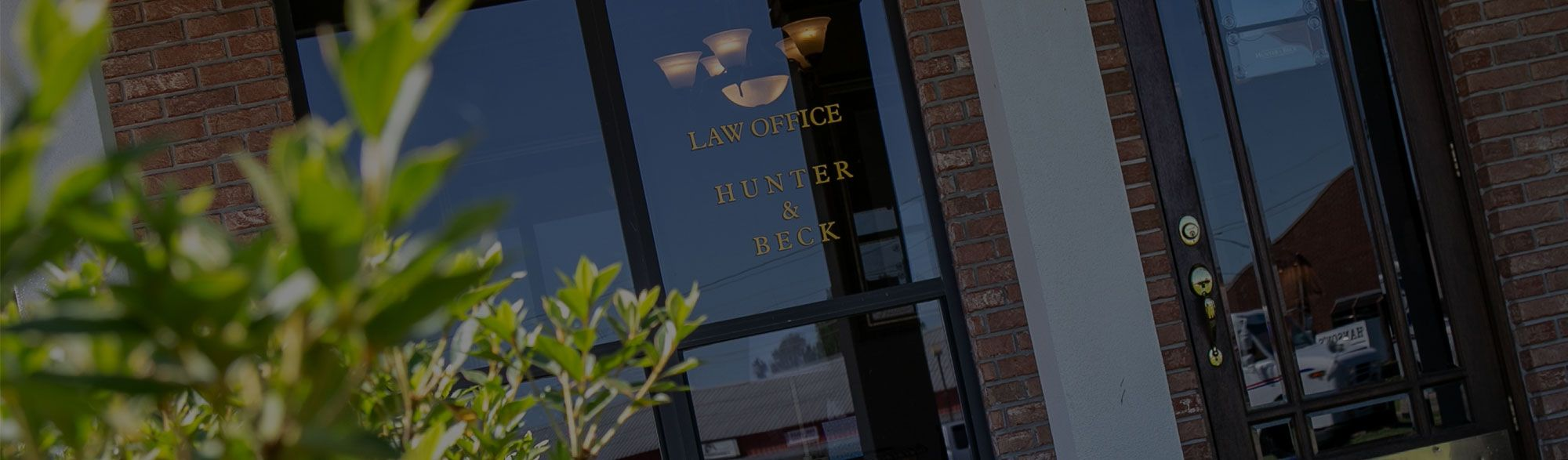 law office of hunter and beck in alexandria louisiana